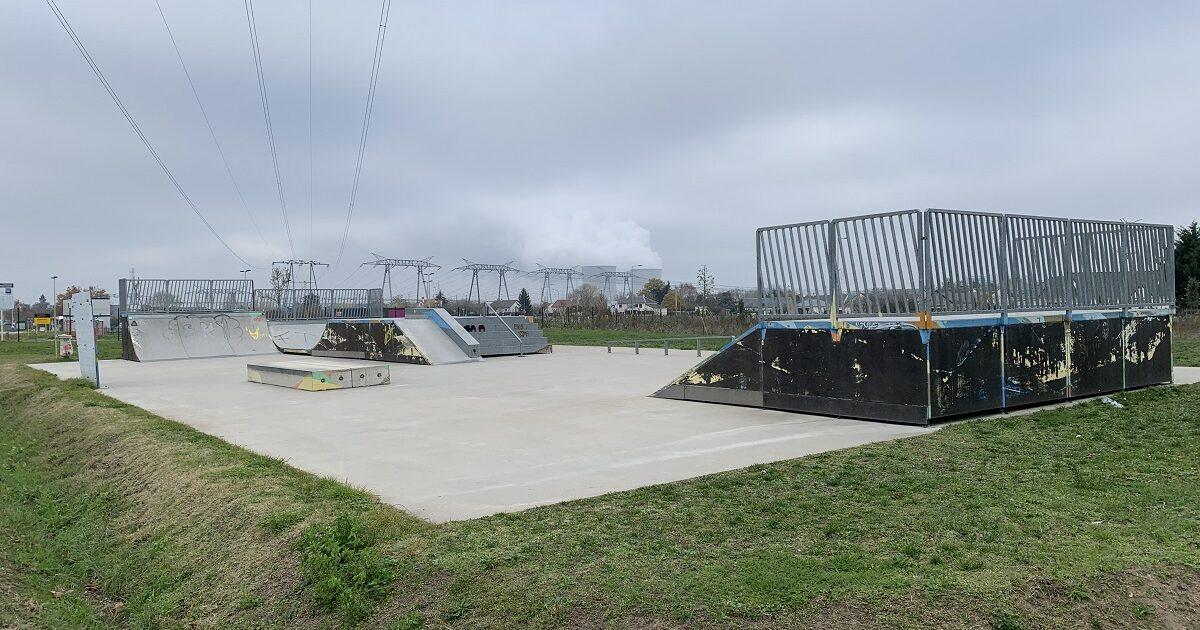 visuel Skate park saint laurent-nouan